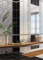 Плитка облицовочная глянцевая для стен ванных комнат Кайман