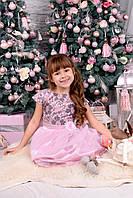 """Платье нарядное для девочки Modus """"Фея"""" розовое"""