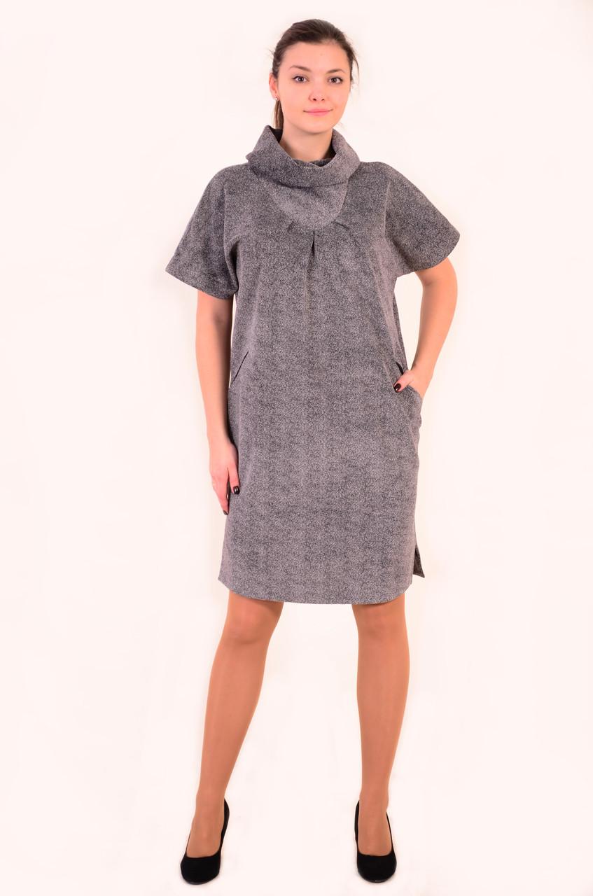 Платья больших размеров свободного кроя