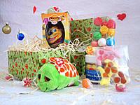 Новогодний детский набор со сладостями Арт.30