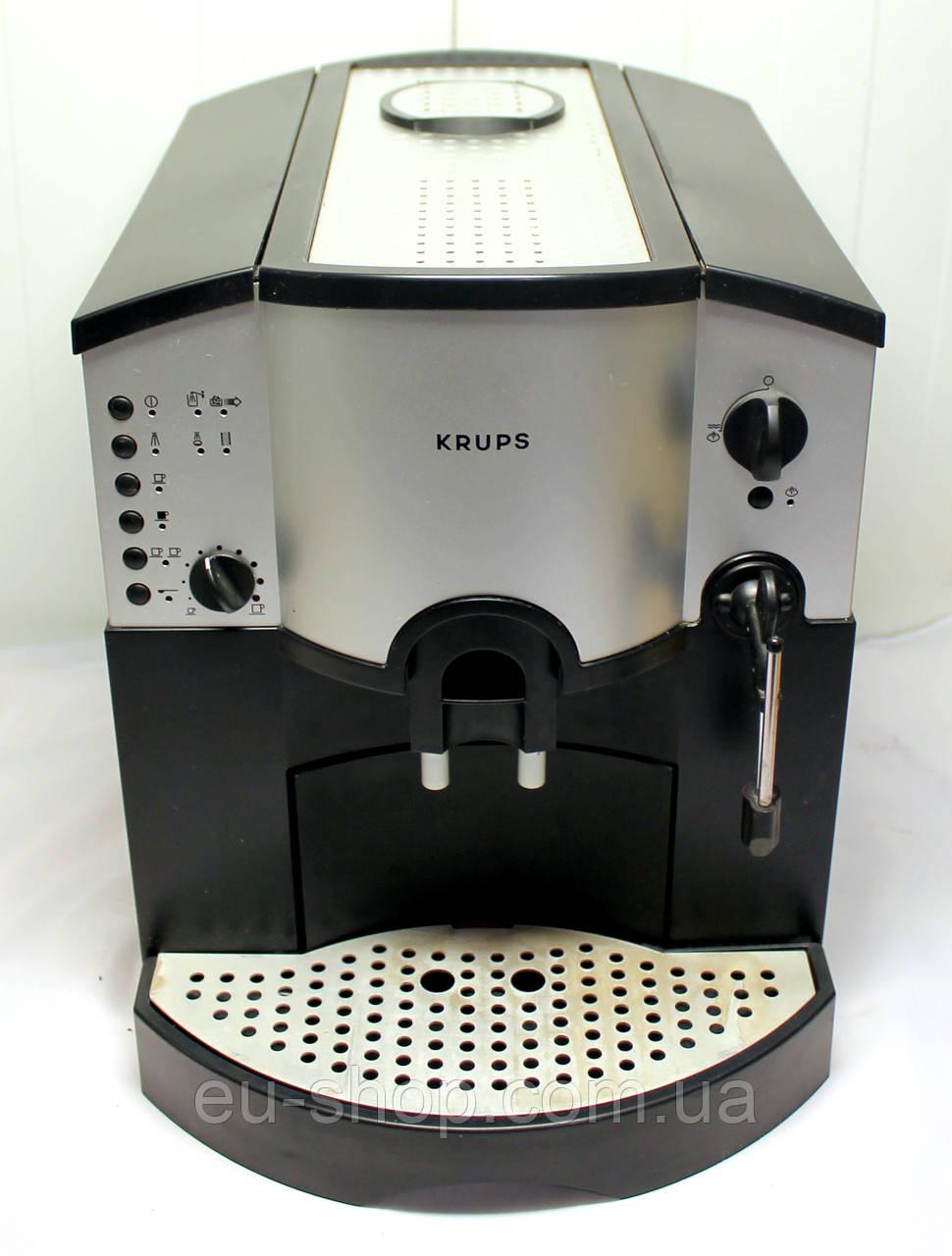 кофемашина krups 889 инструкция на русском