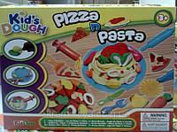 Тесто для лепки. Набор для детского творчества 'Пицца и Паста'
