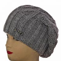 Модная шапка для девушки