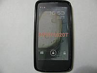 Чехол силиконовый для телефона смартфона Lenovo A820, A820T чёрный
