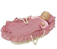 """GOKI - Игрушечная кроватка """"Колыбель для моей куклы"""""""