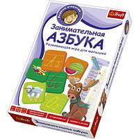 Игра Trefl Первые открытия (01101) Занимательная азбука Развивающая игра для детей