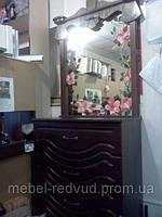 Комод с зеркалом, фото 1