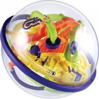 "Игрушка-головоломка  ""БОЛЬШОЙ Шар-Лабиринт 3D 118 шагов""  Magical intellect ball"