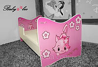 "Детская кровать Junior BABY BOO + матрас 140 х 70см ""Baby Kitty"""