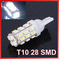Светодиодные лампы габарит Т10 5W 28 LED