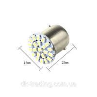 Лампы Стопы Габариты Задний  22 Led P21W 1156 Ba15s
