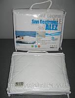 Наматрасник Le Vele 160х200 водонепроницаемый силиконизированный