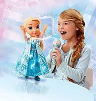 Кукла Эльза с микрофоном Frozen . Пой вместе с Эльзой Холодное Сердце