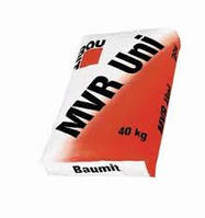 Штукатурка цементная Baumit MVR-UNI (Баумит)