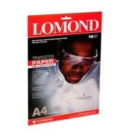 Термотрансфер для струйной печати для светлых тканей LOMOND, 140g/m2, A4, 10л 0808411