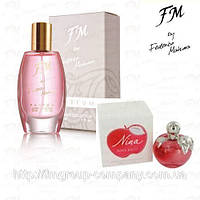 Духи для женщин FM 125 аромат Nina Ricci Nina (Нина Риччи Нина) Парфюмерия Federico Mahora