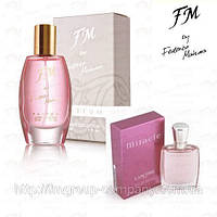 Духи для женщин FM 174 аромат Lancome Miracle (Ланком Миракл) Парфюмерия Federico Mahora