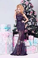 Платье Снежная Королева Л 277
