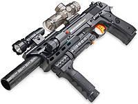 Автомат детский стреляющий орбизом D8A