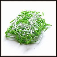 Тычинки сахарные салатовые