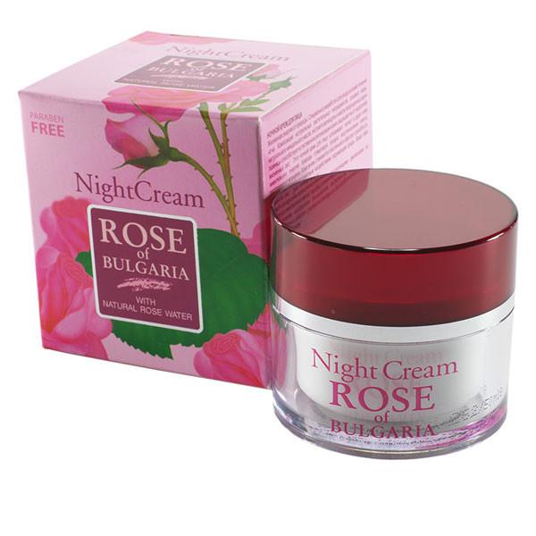 Biofresh крем для лица ночной rose of bulgaria сеть магазинов болгарская роза - натуральная и органическая косметика от производ.