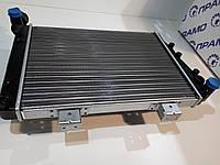 Радиатор охлаждения ВАЗ 2106, 2101, 2103 (радиатор двигателя 2101, 2103, 2106 ПРАМО)