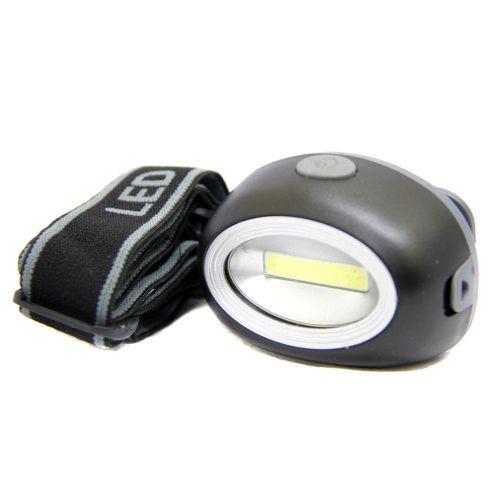 Фонарик налобный со светодиодами LED BL-2089 COB