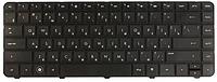 Клавиатура для ноутбука HP (Compaq: 430, 431, 630, 635, 640, 650, СQ43; Pavilion: G4-1000, G6-1000) rus, black