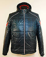 Куртка мужская МОС (весенняя, осенняя, черная) МОС оптом и в розницу