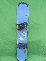 Сноуборд Elan 154 см + кріплення