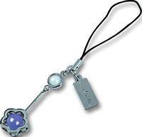 Стильный брелок-украшение для мобильного телефона Цветок Pierre Cardin PE0705