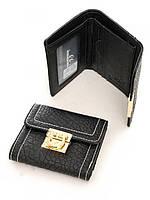 Небольшой кожаный женский кошелек. Отличное качество. Удобный кошелек. Купить онлайн кошелек. Код: КДН1162