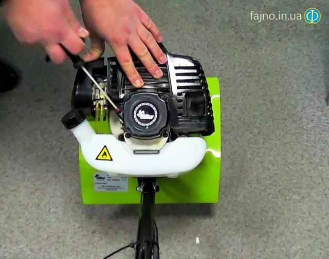 бензиновый культиватор Кентавр МК 10-1 двигатель