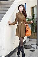 Женское Осеннее пальто. Осень-Зима 2014