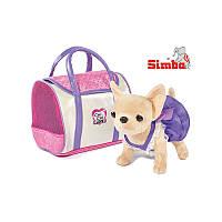 Собачка Chi Chi Love Стильная с сумочкой 5897407
