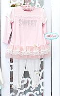 Нарядный костюм для малышки MONE, р.74