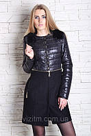 Пальто X-Woyz LS-8035 чёрный