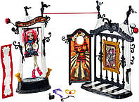 Кукла Monster High Рошель Гойл (Rochelle Goyle) из серии Freak du Chic Монстр Хай
