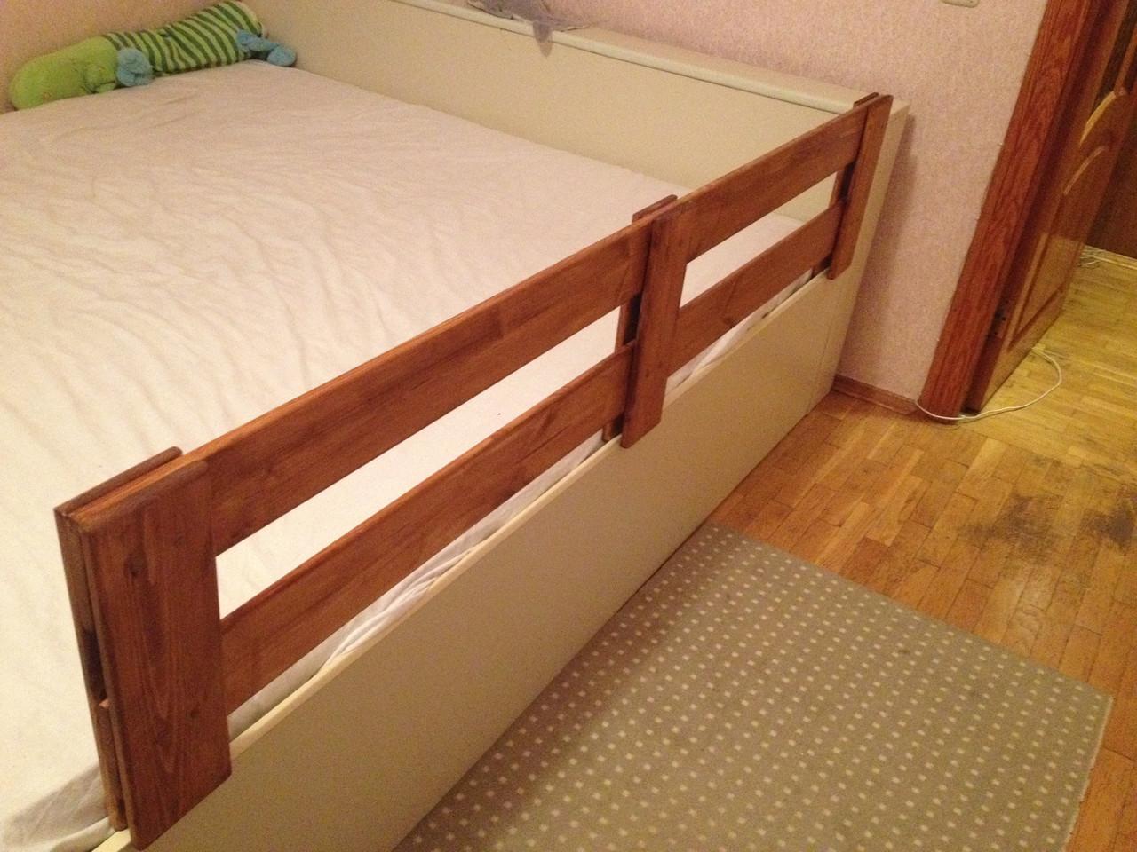 Ограничители для детской кроватки: какой лучше изготовить? 54