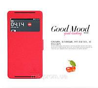 Чехол-книжка NILLKIN для телефона Lenovo S930 красный