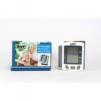 Тонометр UKC BP210, измеритель артериального давления, тонометр автоматический, прибор для измерения давления