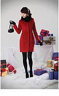 Женское кашемировое осеннее пальто