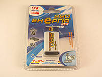 Аккумулятор Энергия NiMH 9V (HR22) 220mAh 8.4V крона
