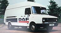 Мотор для DAF 400 2.5 Diesel 1989/1998 ПЕЖО. Двигатель на Даф 400 2,5 дизель.
