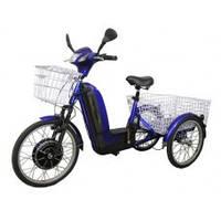 Электровелосипед VEGA(SKYMOTO) BIG HAPPY (трицикл) + реверс!