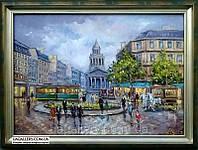 Картины пейзажи маслом украинских художников.