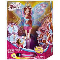 Кукла Winx Bloom (Винкс Блум). Оригинал. На подставке со светом и звуком.