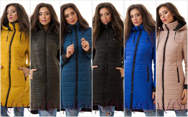 Модные зимние куртки и пальто 2018