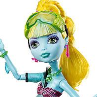 Кукла монстер хай серия 13 желаний (lagoona blue 13 wishes).