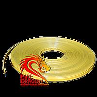 Стопин в бумажной оплётке (быстрогорящий), скорость горения: 15 метров в секунду